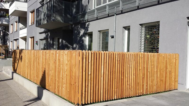 Zäune & Tore - markpine - Holzindustrie Nahmitz