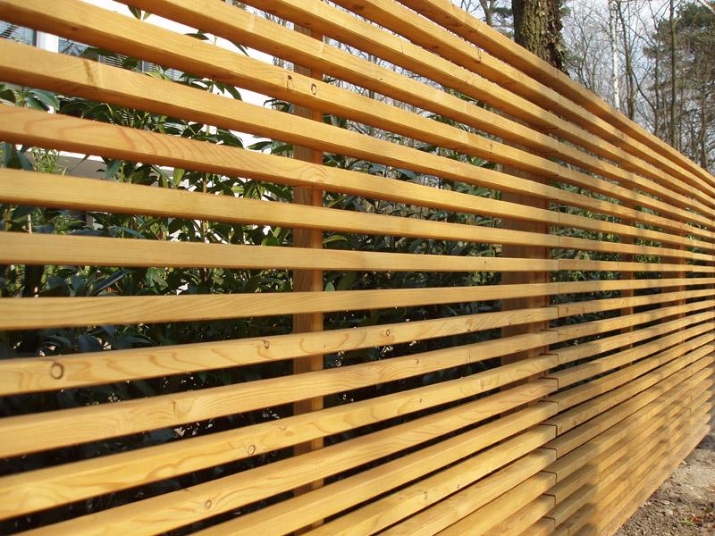Fabulous Sichtschutz - markpine - Holzindustrie Nahmitz AX29
